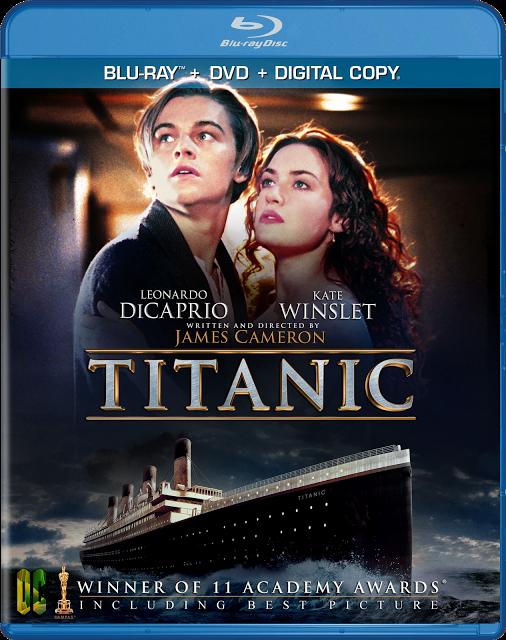 Titanic 1997 1080p Bluray - مترجم -- Seeders: 4 -- Leechers: 0