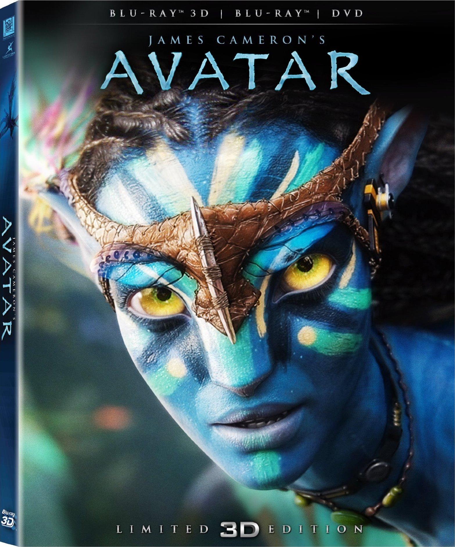 Avatar 2009 EXTENDED 1080p BluRay - مترجم -- Seeders: 1 -- Leechers: 0
