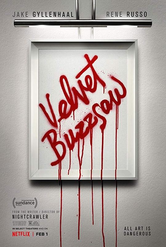 Velvet.Buzzsaw.2019.WEB-DL.1080p.Netflix مترجم -- Seeders: 1 -- Leechers: 0