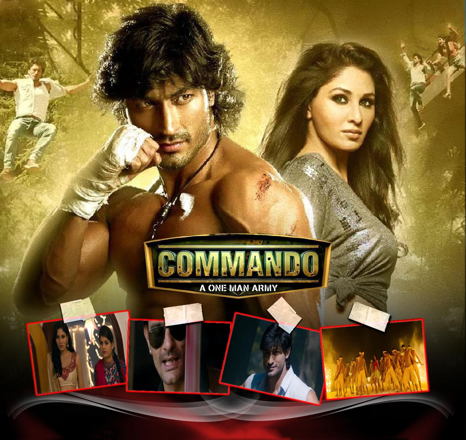 WEB-DL1080p | 2013 مدبلج Commando -- Seeders: 2 -- Leechers: 0