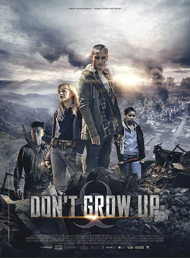 Don't Grow Up 2015 | HDTV-1080p مترجم -- Seeders: 7 -- Leechers: 0