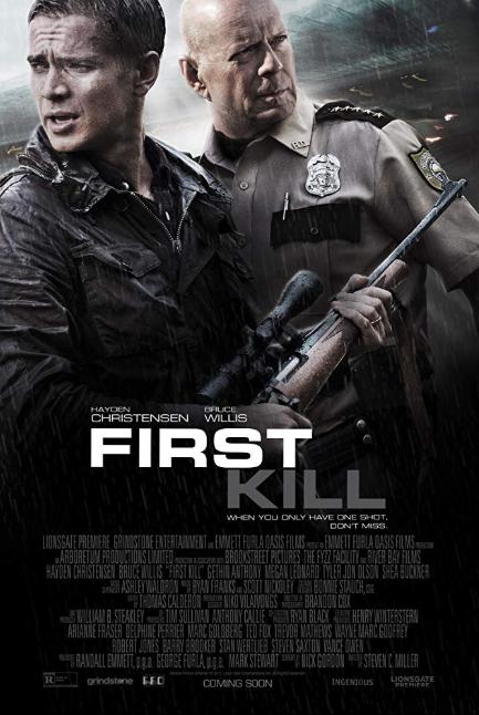 First Kill 2017 | HDTV-1080p مترجم -- Seeders: 8 -- Leechers: 0