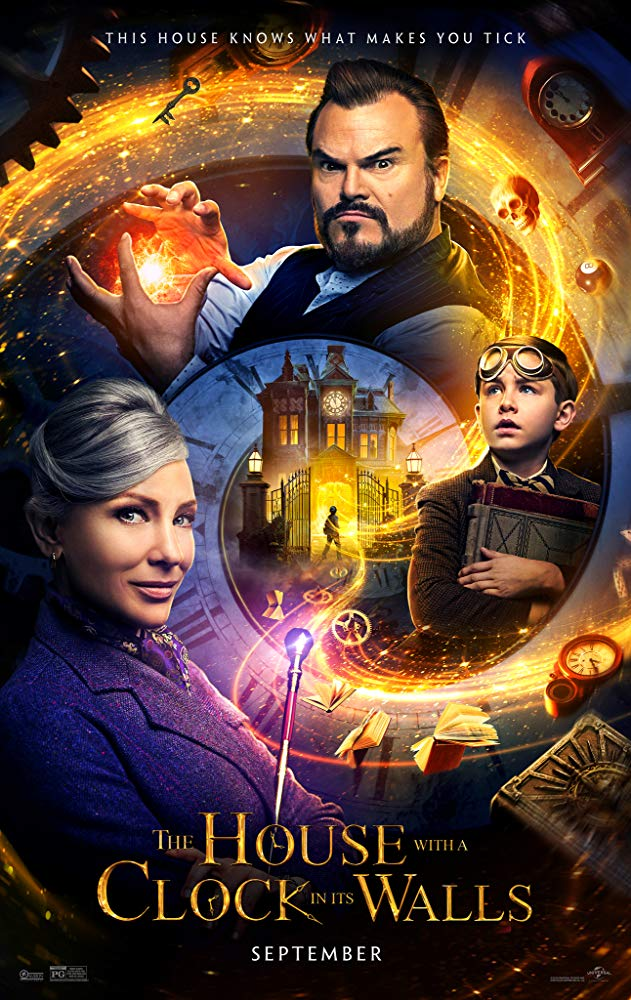 The House With A Clock In Its Walls 2018 | HDTV-1080p مترجم -- Seeders: 2 -- Leechers: 0