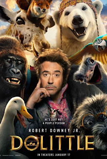 BluRay 1080p | Dolittle.2020 فيلم الفنتازيا والمغامرات مُترجم -- Seeders: 3 -- Leechers: 1
