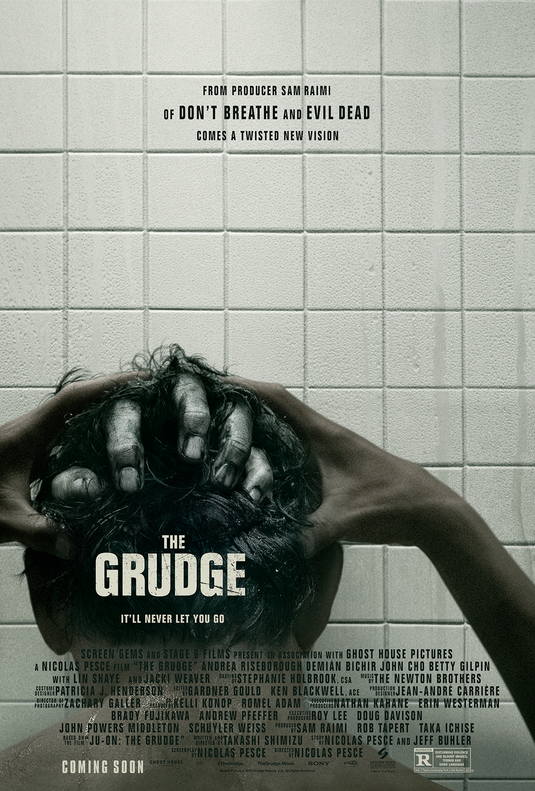 BluRay 1080p | The.Grudge.2020 فيلم الرعب الضغينة مُترجم -- Seeders: 2 -- Leechers: 2